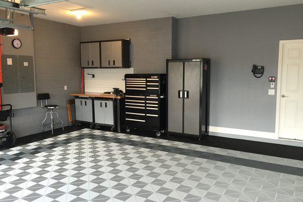 garage flooring jacksonville fl