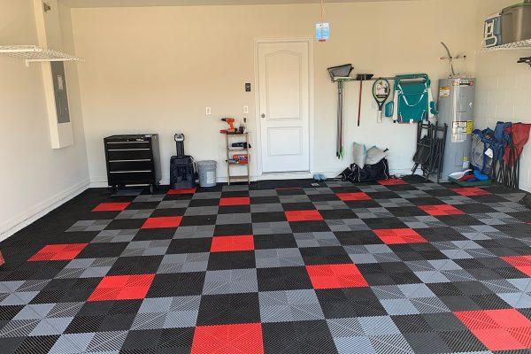 Jacksonville FL garage modular flooring company