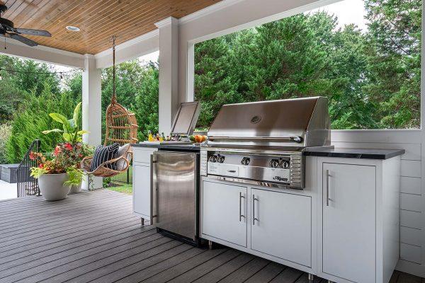 portable backyard kitchen grill refrigerator jacksonville