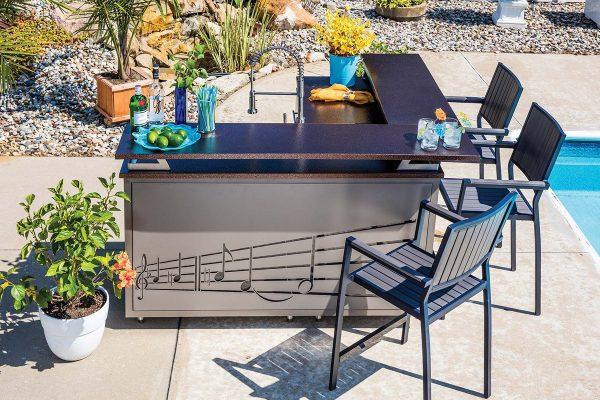 portable outdoor kitchens jacksonville florida