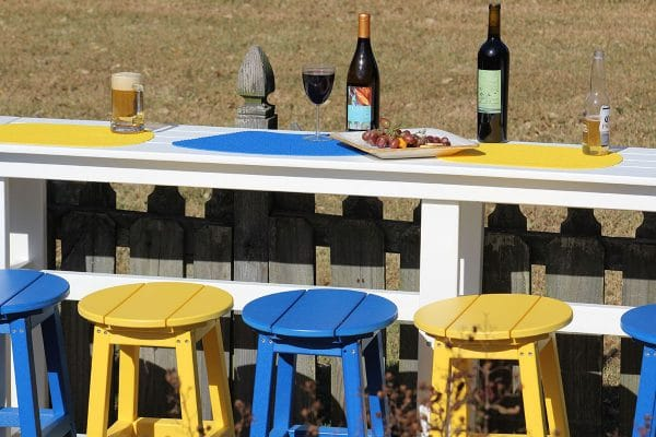 outdoor furniture jacksonville railhugger and stools