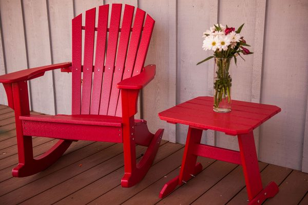 outdoor furniture store jacksonville red adirondack chairs table