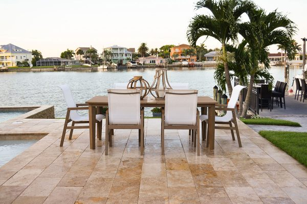 outdoor patio furniture miramar polisoul dining table