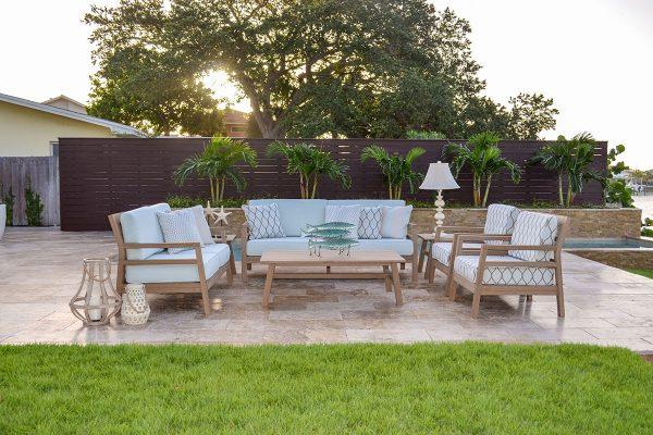 outdoor patio furniture miramar polisoul sofa loveseat chairs