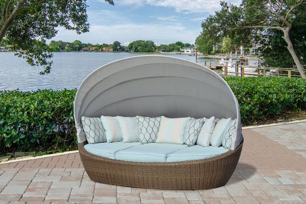 outdoor patio furniture wm woven day chaise
