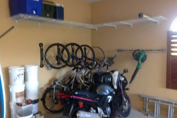 garage organization client jacksonville florida