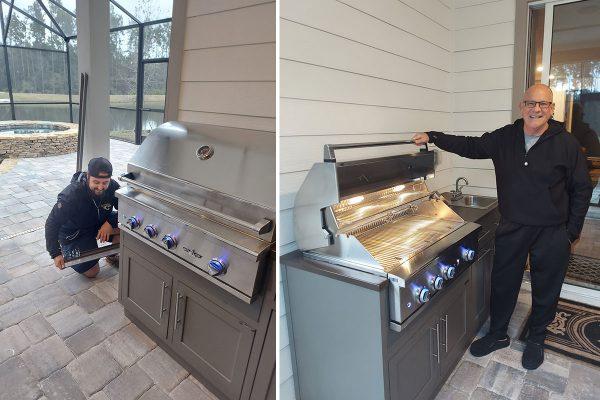 grill sales installation jacksonville nocatee fl