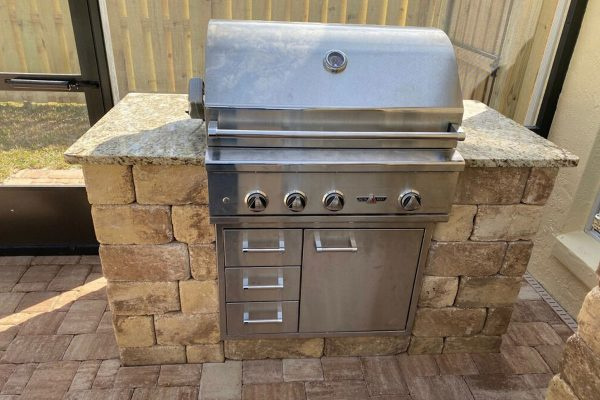 outdoor kitchens jacksonville fl and nocatee