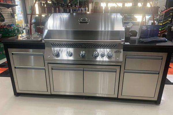 jacksonville fl outdoor grill and kitchen napoleon